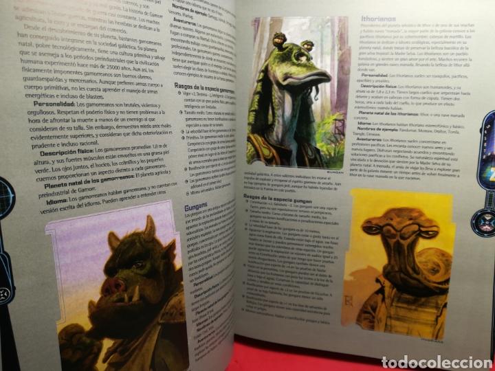 Juegos Antiguos: Juego de Rol Star Wars/ Manual básico revisado/ Lucas Books, 2003 - Foto 6 - 194159146