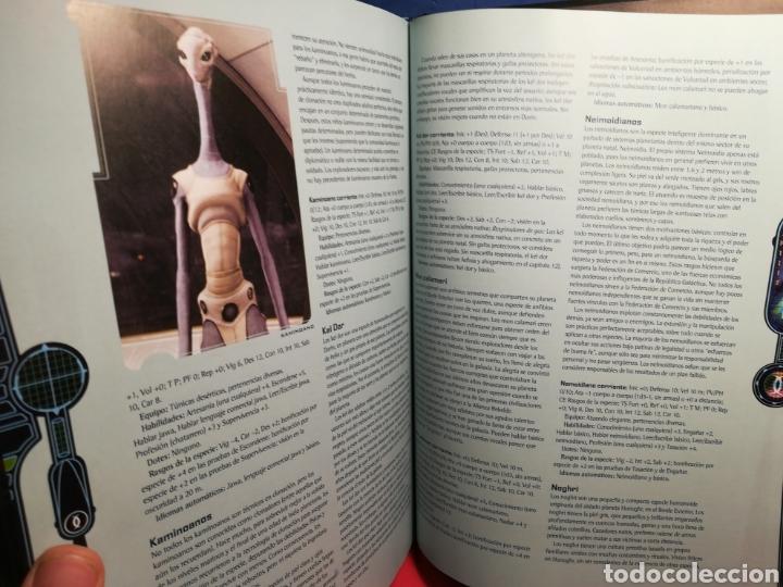 Juegos Antiguos: Juego de Rol Star Wars/ Manual básico revisado/ Lucas Books, 2003 - Foto 9 - 194159146
