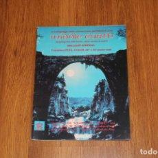 Juegos Antiguos: CAMPAIGN ADVENTURE GUIDE LIBRO JUEGO ROL MERP MIDDLE EARTH RPG 1983 ICE JOC SEÑOR ANILLOS TOLKIEN . Lote 194170323