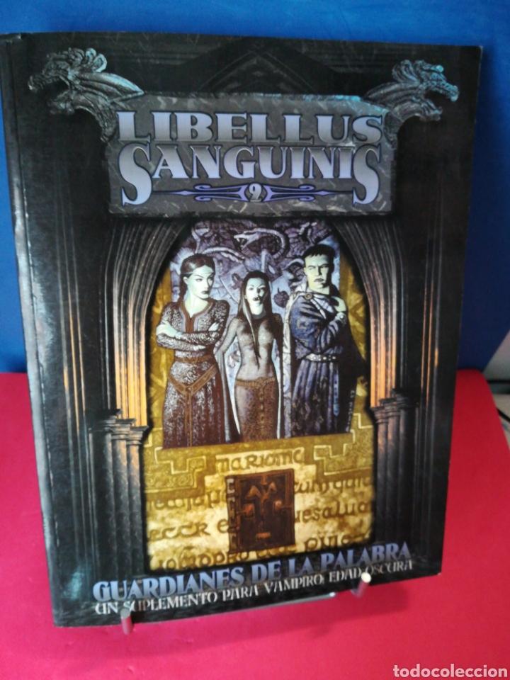 Juegos Antiguos: (Lote ampliado) Libro básico + 8 extensiones juegos de rol de la saga Vampiro de la Edad Oscura - Foto 3 - 194189718
