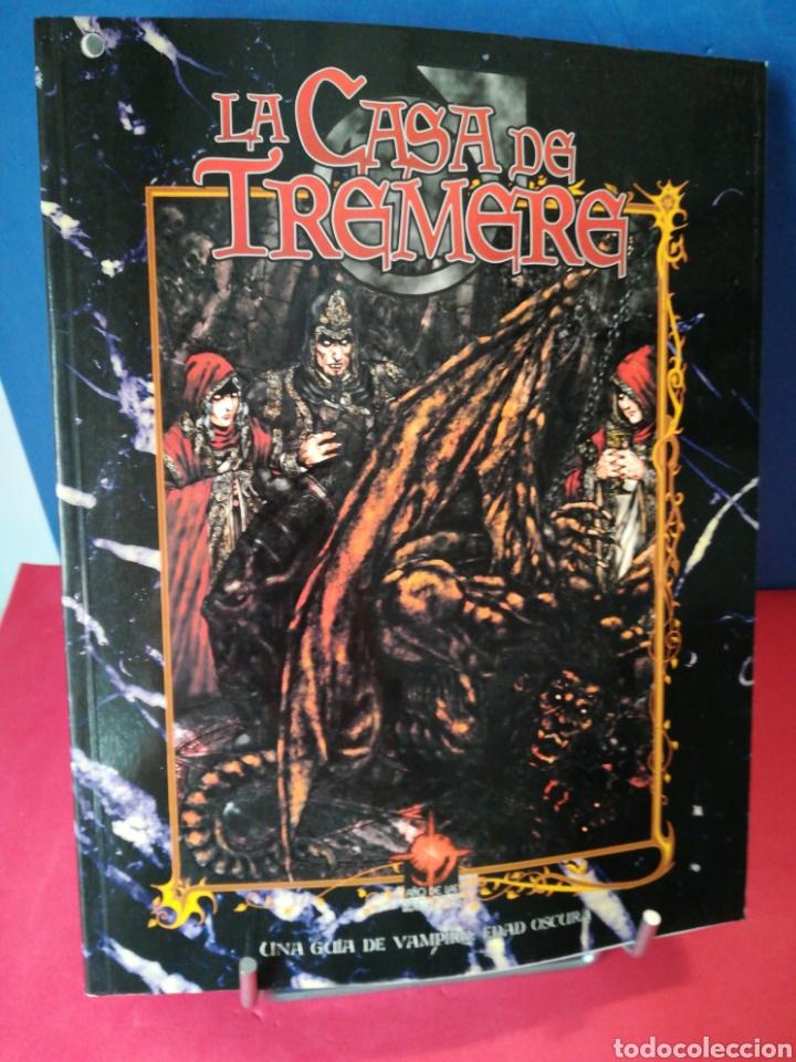 Juegos Antiguos: (Lote ampliado) Libro básico + 8 extensiones juegos de rol de la saga Vampiro de la Edad Oscura - Foto 4 - 194189718