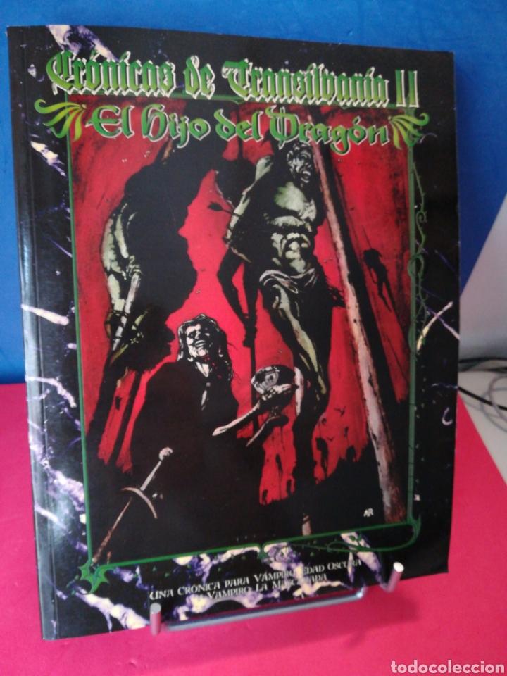 Juegos Antiguos: (Lote ampliado) Libro básico + 8 extensiones juegos de rol de la saga Vampiro de la Edad Oscura - Foto 6 - 194189718