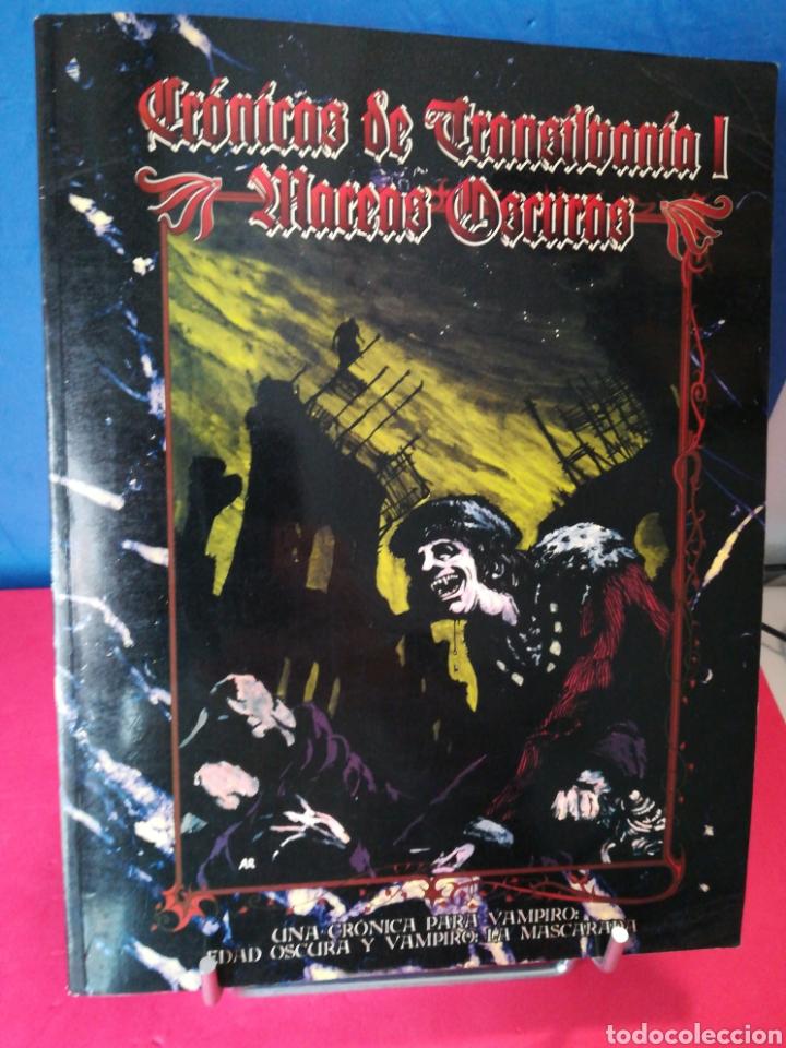 Juegos Antiguos: (Lote ampliado) Libro básico + 8 extensiones juegos de rol de la saga Vampiro de la Edad Oscura - Foto 7 - 194189718