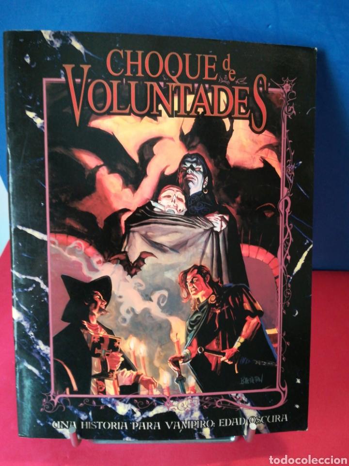 Juegos Antiguos: (Lote ampliado) Libro básico + 8 extensiones juegos de rol de la saga Vampiro de la Edad Oscura - Foto 8 - 194189718