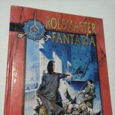 Juegos Antiguos: ROLEMASTER FANTASIA BÁSICO , TAPA DURA. . Lote 194258872