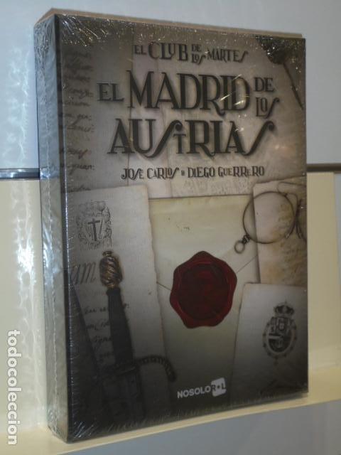 EL CLUB DE LOS MARTES EL MADRID DE LOS AUSTRIAS - NOSOLOROL EDICIONES OFERTA (ANTES 30,00 €) (Juguetes - Rol y Estrategia - Juegos de Rol)