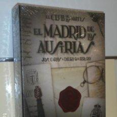 Juegos Antiguos: EL CLUB DE LOS MARTES EL MADRID DE LOS AUSTRIAS - NOSOLOROL EDICIONES OFERTA (ANTES 30,00 €). Lote 194503883