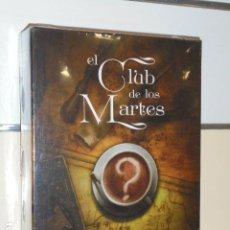 Juegos Antiguos: EL CLUB DE LOS MARTES LONDRES VICTORIANO - NOSOLOROL EDICIONES OFERTA (ANTES 30,00 €). Lote 194503960