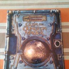 Juegos Antiguos: GUIA DEL DUNGEONS MASTER 3.5 - DUNGEONS - MANUAL DE ROL. Lote 194504482