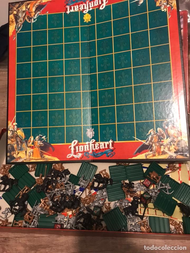 Juegos Antiguos: Lionheart juego de batallas medievales - Foto 2 - 194515702