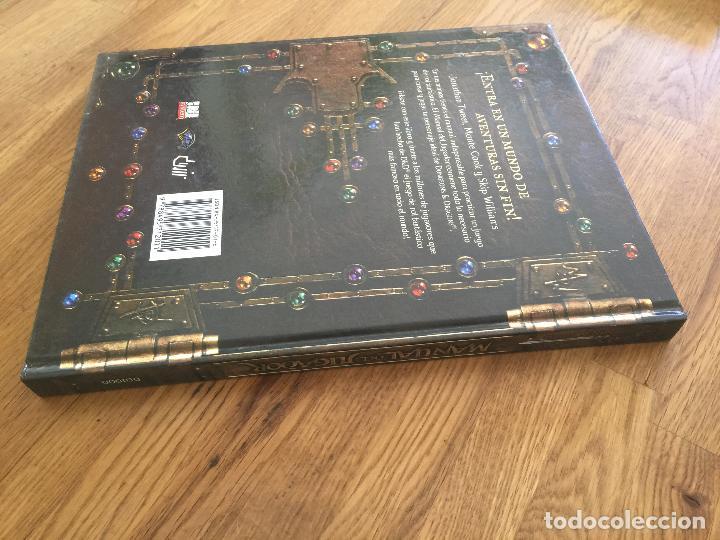 Juegos Antiguos: DUNGEONS DRAGONS , MANUAL DEL JUGADOR - LIBRO DE REGLAS BASICO 1 - TAPA DURA - GCH1 - Foto 3 - 194663616