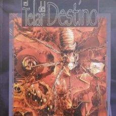 Juegos Antiguos: MAGO LA ASCENSIÓN: EL TELAR DEL DESTINO. FACTORIA DE IDEAS, 1997. Lote 194744025
