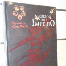 Juegos Antiguos: SECRETOS DEL IMPERIO MODULO LA LEYENDA DE LOS CINCO ANILLOS - EDGE ENTERTAINMENT OFERTA. Lote 194774997