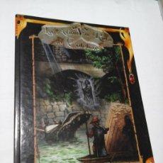 Juegos Antiguos: LA ALIANZA ROTA DE DE CALEBAIS SUPLEMENTO DE ROL PARA ARS MAGICA DE KERYKION , TAPA DURA , . Lote 195171106