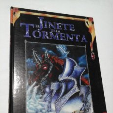 Juegos Antiguos: EL JINETE DE LA TORMENTA SUPLEMENTO DE ROL PARA ARS MAGICA 3ª EDICION DE KERYKION , NUEVO.. Lote 195175298