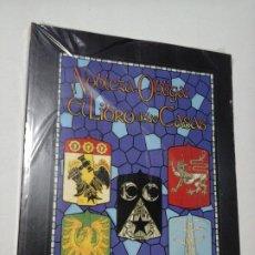 Juegos Antiguos: NOBLEZA OBLIGA EL LIBRO DE LAS CASAS SUPLEMENTO DE ROL PARA CHANGELING DE LA FACTORIA DE IDEAS NUEVO. Lote 195179120