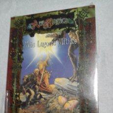 Juegos Antiguos: MÁS LUGARES MITICOS , SUPLEMENTO PARA ARS MAGICA DE FACTORIA DE LAS IDEAS. Lote 195245430