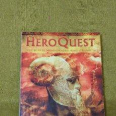 Juegos Antiguos: HEROQUEST JUEGO DE ROL (EDGE EDG1001). Lote 195328448