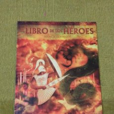 Juegos Antiguos: HEROQUEST EL LIBRO DE LOS HEROES JUEGO DE ROL (EDGE EDG1002). Lote 235382640