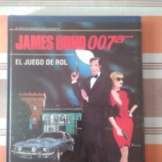Juegos Antiguos: JAMES BOND 007 - JUEGO DE ROL. Lote 195503933