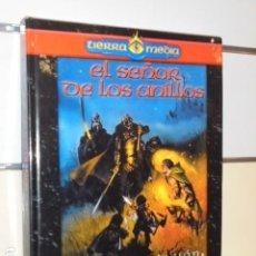 Juegos Antiguos: EL SEÑOR DE LOS ANILLOS JUEGO DE ROL SEGUNDA EDICION TIERRA MEDIA - LA FACTORIA DE IDEAS OFERTA. Lote 195504410