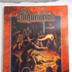 Juegos Antiguos: LA INQUISICIÓN EL AÑO DEL CAZADOR LA FACTORIA DE IDEAS . Lote 195597872