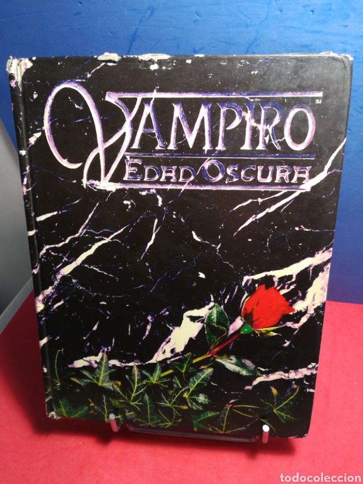 Juegos Antiguos: (Lote ampliado) Libro básico + 8 extensiones juegos de rol de la saga Vampiro de la Edad Oscura - Foto 11 - 194189718