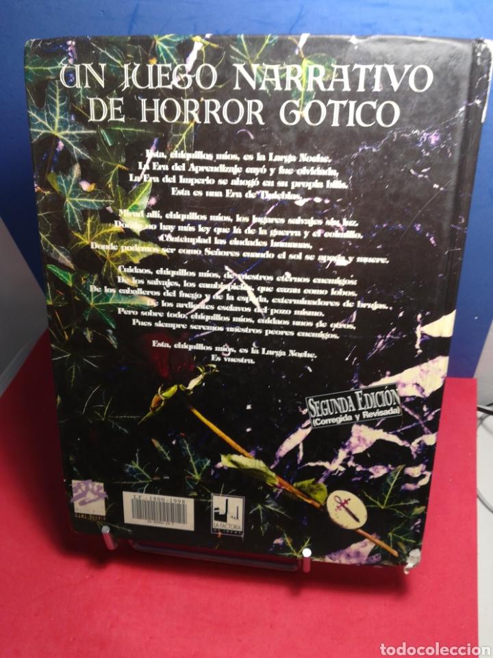 Juegos Antiguos: (Lote ampliado) Libro básico + 8 extensiones juegos de rol de la saga Vampiro de la Edad Oscura - Foto 12 - 194189718