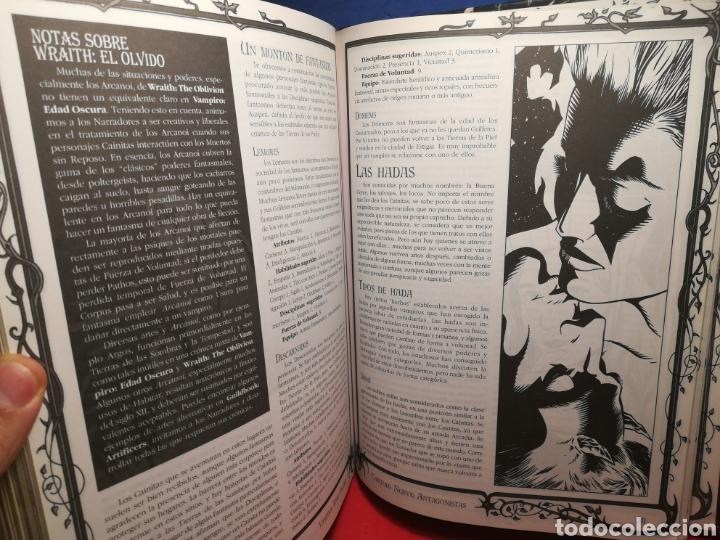 Juegos Antiguos: (Lote ampliado) Libro básico + 8 extensiones juegos de rol de la saga Vampiro de la Edad Oscura - Foto 18 - 194189718