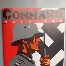 Juegos Antiguos: WARGAME BLITZKRIEG 41. COMMAND MAGAZINE Nº 1. Lote 196090565