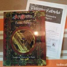 Juegos Antiguos: ARS MAGICA - PARMA FABULA - ROL. Lote 196092911
