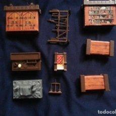 Juegos Antiguos: HEROQUEST - LOTE VARIADO. Lote 196749842
