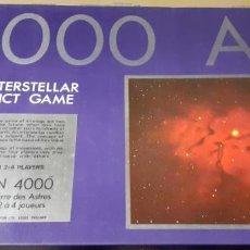 Juegos Antiguos: 4000 A.D. WADDINGTONS. Lote 196903778