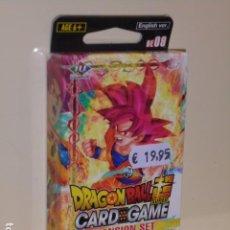 Jeux Anciens: DRAGON BALL SUPER CARD GAME EXPANSION SET SAIYAN SURGE - BANDAI. Lote 197298331