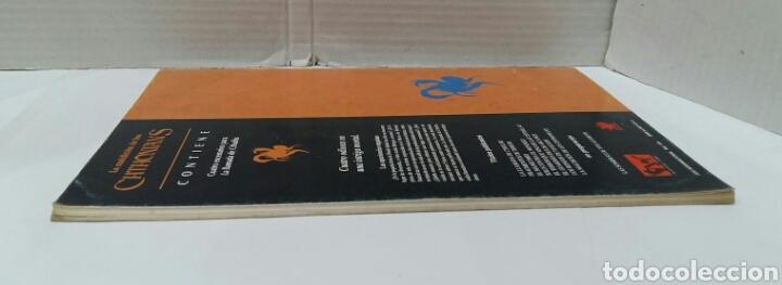 Juegos Antiguos: LA MALDICIÓN DE LOS CHTHONIANS. MÓDULO DE LA LLAMADA DE CTHULHU.NUEVO.JOC INTERNACIONAL 109.1989.ROL - Foto 3 - 197729692