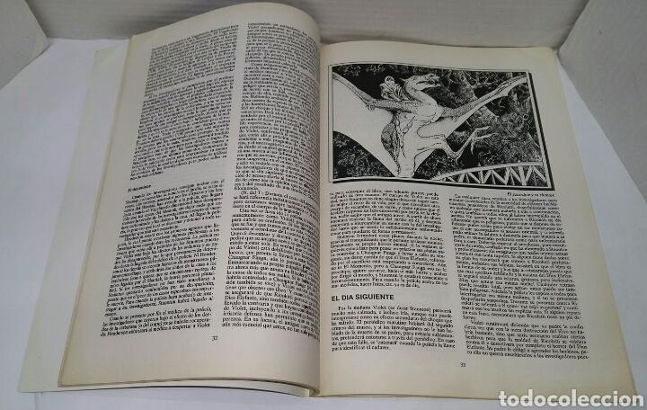 Juegos Antiguos: LA MALDICIÓN DE LOS CHTHONIANS. MÓDULO DE LA LLAMADA DE CTHULHU.NUEVO.JOC INTERNACIONAL 109.1989.ROL - Foto 5 - 197729692