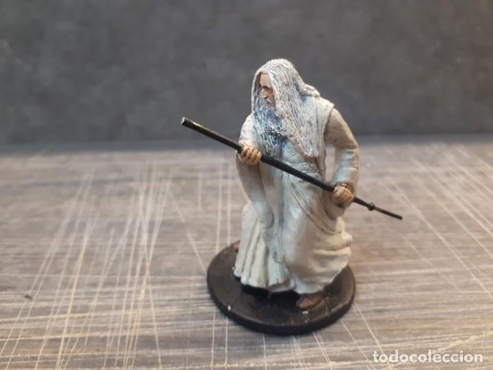 Juegos Antiguos: Señor de los anillos, plomo. 8 figuras - Foto 7 - 197769720