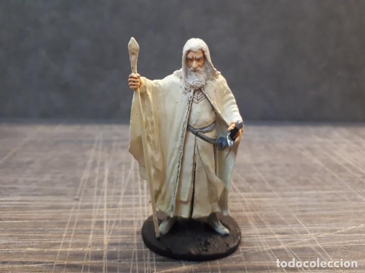 Juegos Antiguos: Señor de los anillos, plomo. 8 figuras - Foto 18 - 197769720