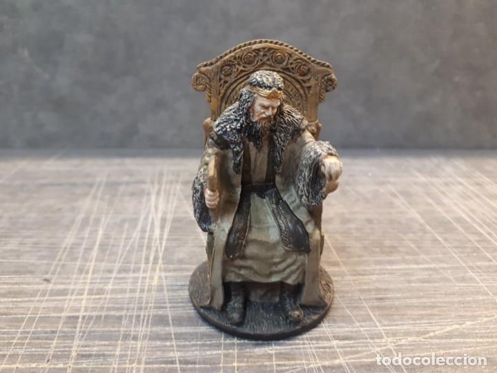 Juegos Antiguos: Señor de los anillos, plomo. 8 figuras - Foto 36 - 197769720