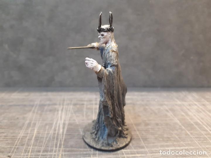 Juegos Antiguos: Señor de los anillos, plomo. 8 figuras - Foto 43 - 197769720