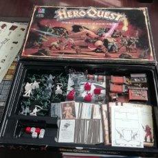 Juegos Antiguos: HERO QUEST 1989 DE MB. JUEGO DE ROLL CLÁSICO HEROQUEST.. Lote 197902711