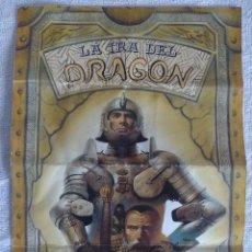 Juegos Antiguos: LA IRA DEL DRAGON/JUEGO DE CARTAS COLECCIONABLE DE 242 CARTAS FOURNIER/COMPLETA A FALTA DE 1 CARTA.. Lote 198222845