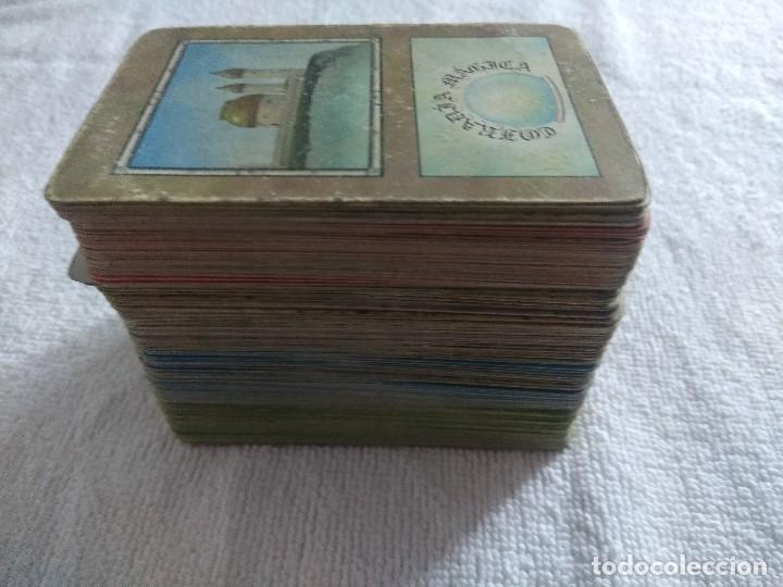 Juegos Antiguos: LA IRA DEL DRAGON/JUEGO DE CARTAS COLECCIONABLE DE 242 CARTAS FOURNIER/COMPLETA A FALTA DE 1 CARTA. - Foto 2 - 198222845