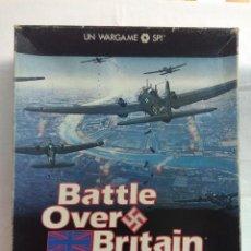 Juegos Antiguos: JUEGO DE ESTRATEGIA NAC/BATTLE OVER BRITAIN/AGOSTO 1940.LA LUFTWAFFE ATACA/SIN DESTROQUELAR.. Lote 198504878