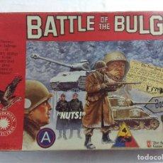 Juegos Antiguos: JUEGO DE ESTRATEGIA/BATTLE OF THE BULGE/AVALON HILL/A FALTA DE MANUAL.. Lote 198506297