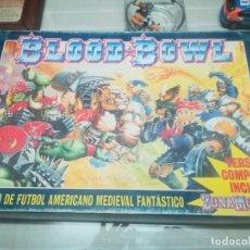 Juegos Antiguos: JUEGO DE ROL BLOOD BOWL MIREN FOTOS . Lote 199432155