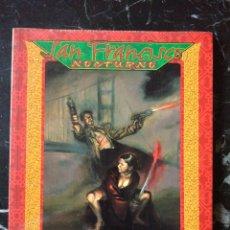 Juegos Antiguos: VAMPIRO LA MASCARADA SAN FRANCISCO NOCTURNO (LA FACTORIA DE IDEAS LF1411). Lote 193372276