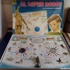 Juegos Antiguos: JUEGO EL SUPER ROBOT DE CEFA AÑOS 70. Lote 199588517