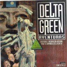 Giochi Antichi: DELTA GREEN AVENTURAS. Lote 199721597