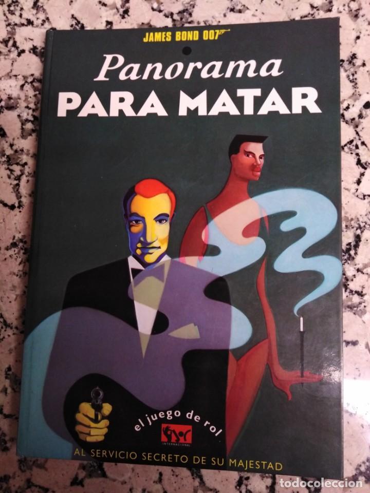 JUEGO PANORAMA PARA MATAR (Juguetes - Rol y Estrategia - Juegos de Rol)
